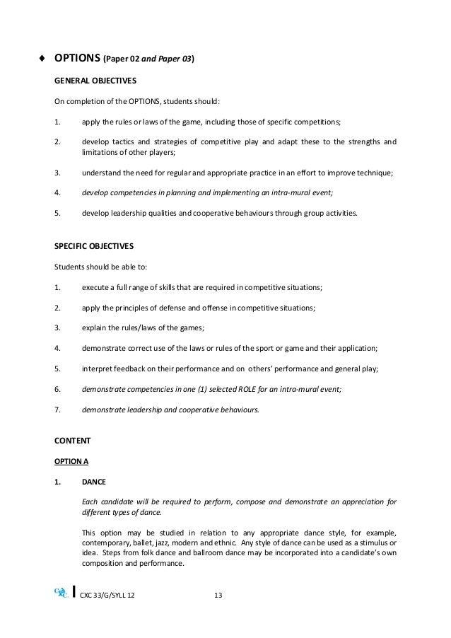 religious education cxc past papers 2013 coursework academic writing rh hxcourseworkbgom ferjelicio us Barbados Caribbean Examination Council CXC Exam Report