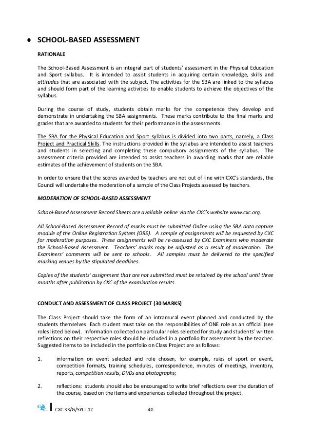 Physical education graduate school admissions essay