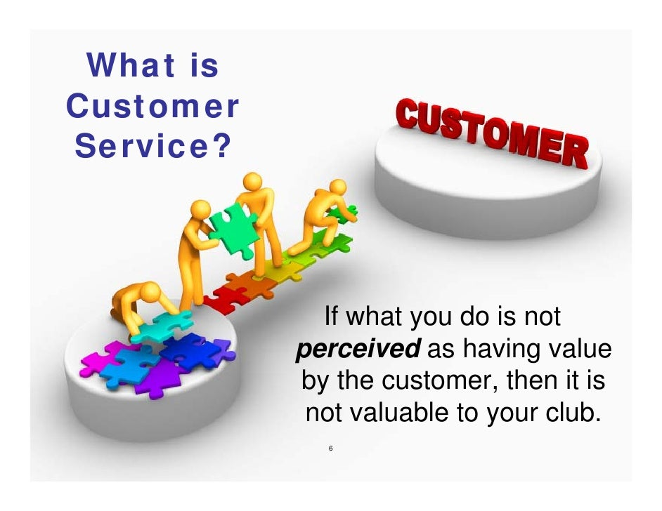 what is your definition of customer service excellence