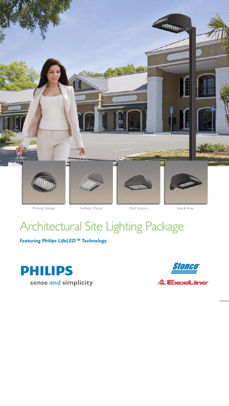 Crescent/Stonco LED Brochure