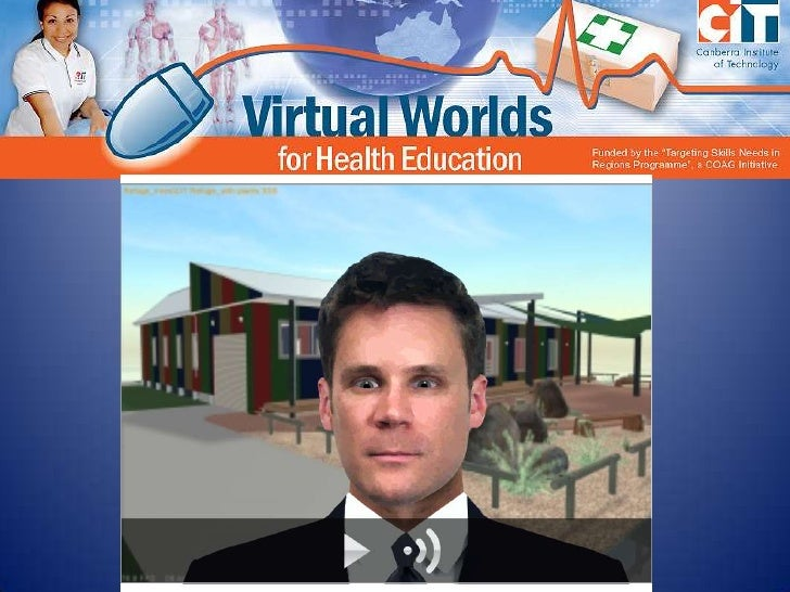 CSH power point virtual worlds