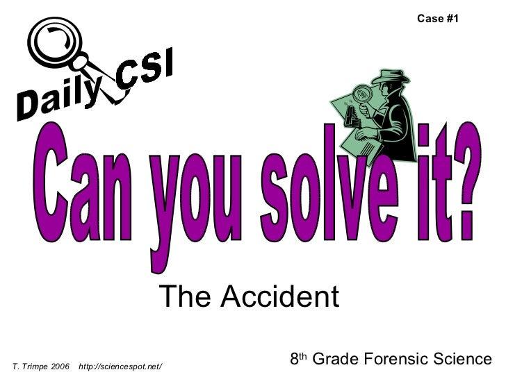 CSI Mysteries