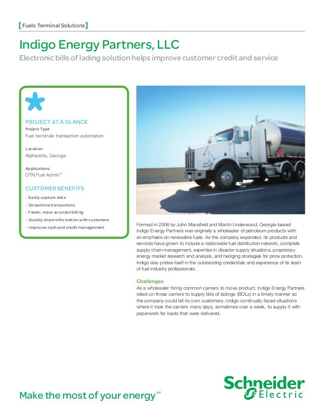 [Success Story] Indigo Energy Partners, LLC