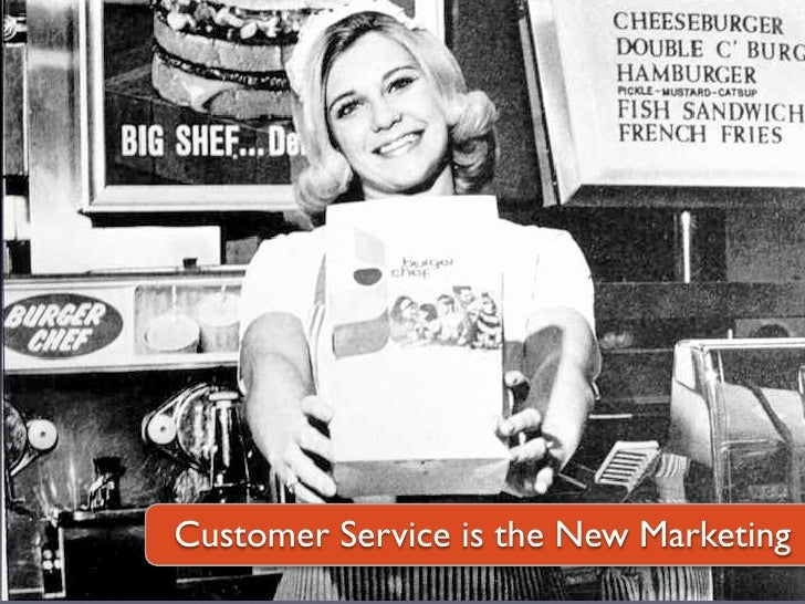 Customer Service is the New Marketing (Web2Expo)