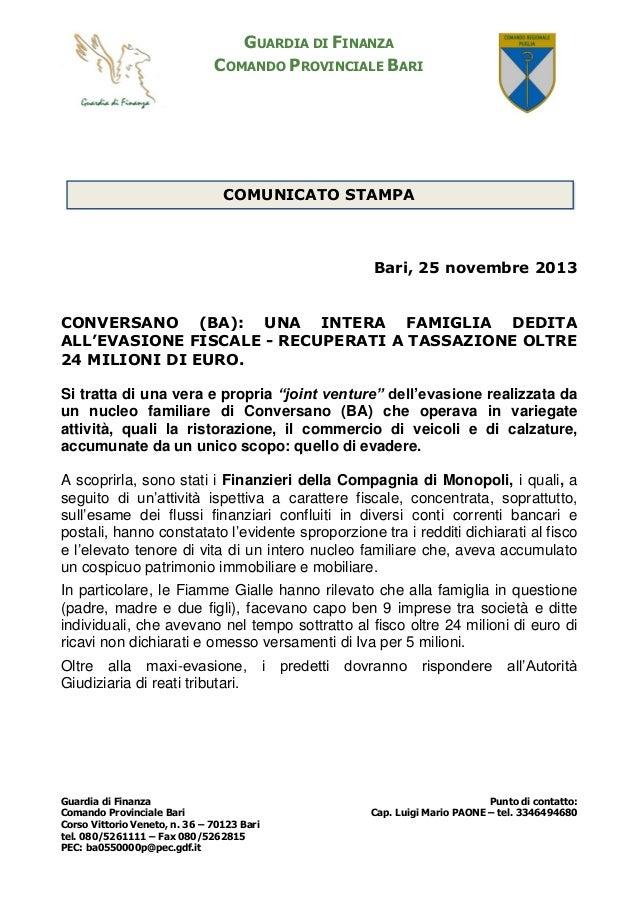 Cs maxi evasione fiscale 24 mln recuperati a tassazione