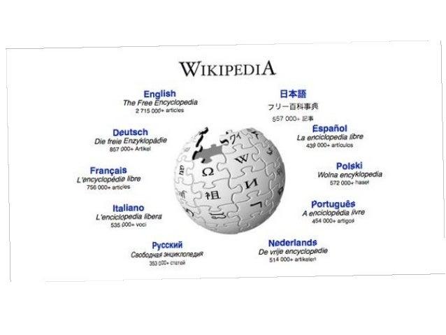 Les principes fondateurs●   Wikipédia est une encyclopédie●   Wikipédia recherche la neutralité du point de    vue●   Wiki...