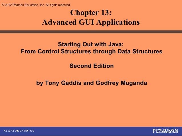 Cso gaddis java_chapter13