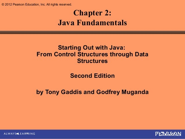 Cso gaddis java_chapter2