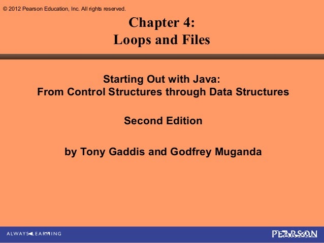 Cso gaddis java_chapter4
