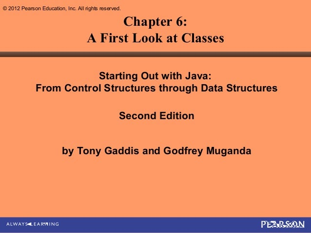 Cso gaddis java_chapter6