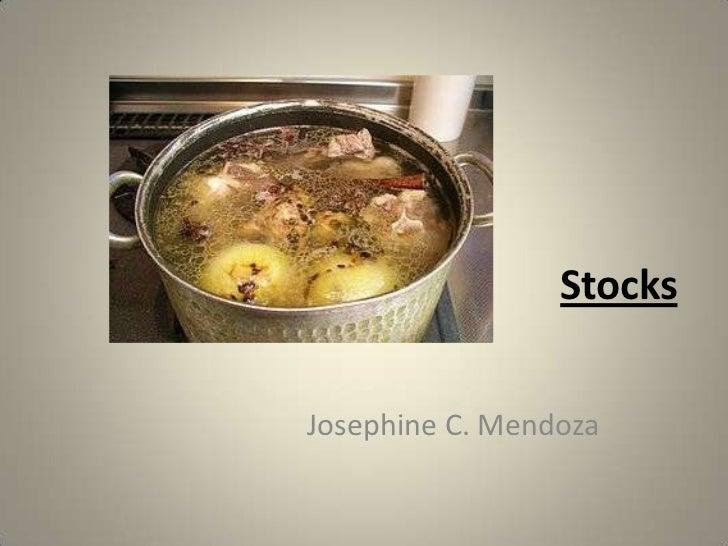 Csoups1 stocks