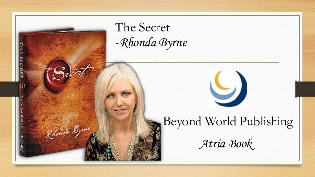 the secret rhonda byrne pdf google drive