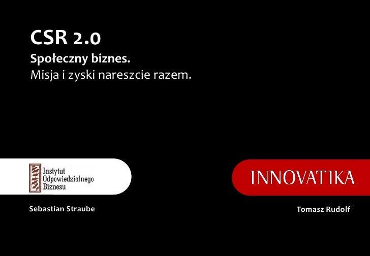CSR 2.0 polish version