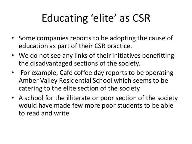 educated elite Issn: 1439-2305 number 205 – april 2014 elite education, mass education, and the transition to modern growth holger strulik, katharina werner.