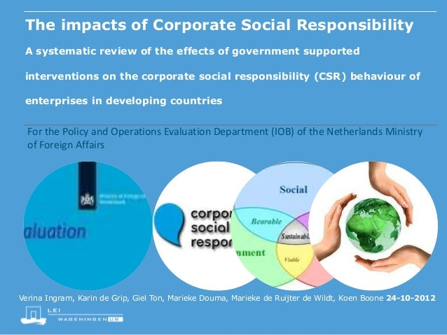 Phd Thesis On Corporate Social Responsibility