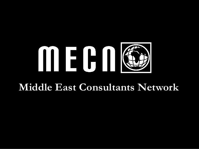 Middle East Consultants Network