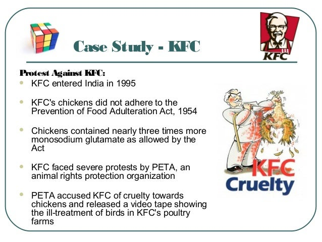 kfc in india ethical case study Business ethics and csrcase study on itc and kfc on ethical issues and will be skipped by a case fun thanx case study on business ethics in india for.