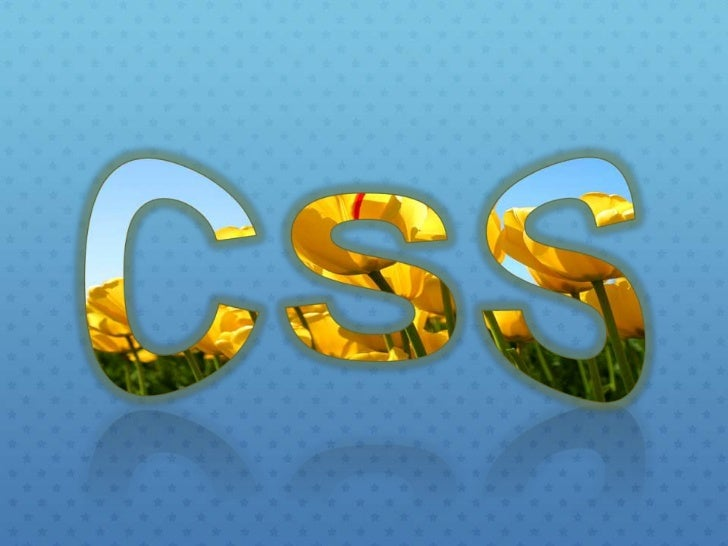 INTRODUCTIONCSS are the powerful way to affect the presentation of a document or collection of a document. Mozilla and r...