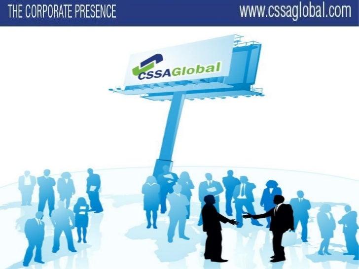 CSSAGlobal Profile