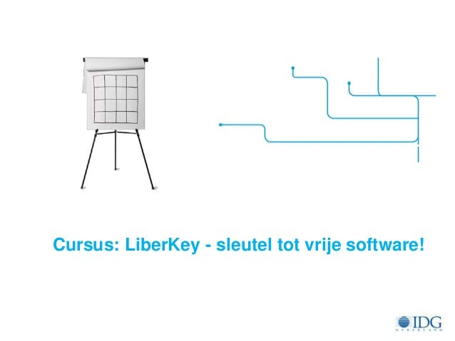 Cursus: LiberKey - sleutel tot vrije software!