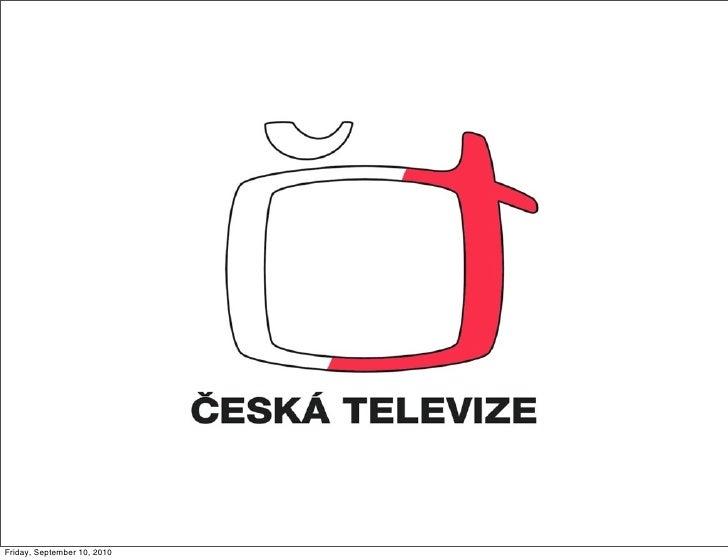 Česká televize a nová média – Tomáš Hodboď