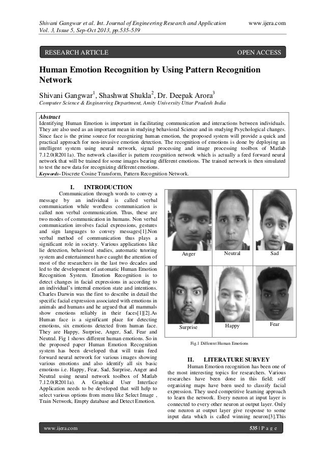 Shivani Gangwar et al. Int. Journal of Engineering Research and Application www.ijera.com Vol. 3, Issue 5, Sep-Oct 2013, p...