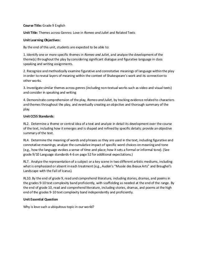 romeo and juliet essay gcse english Tackling romeo and juliet essay topics shakespeare's classic tragedy of romeo and juliet is one of the most influential, written about and copied works in the entire canon of english literature.