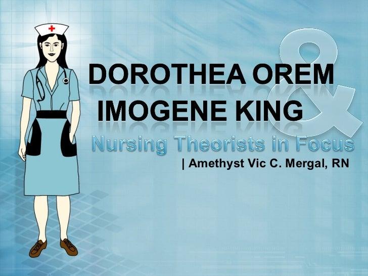 | Amethyst Vic C. Mergal, RN