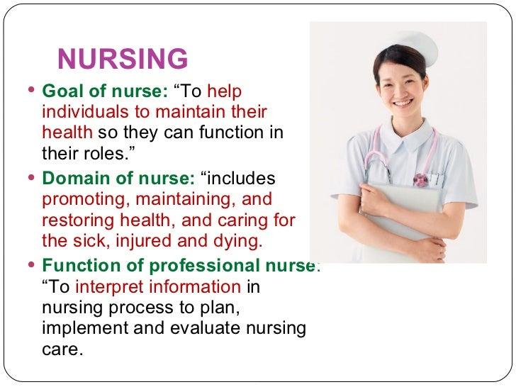 essay on nursing professionalism