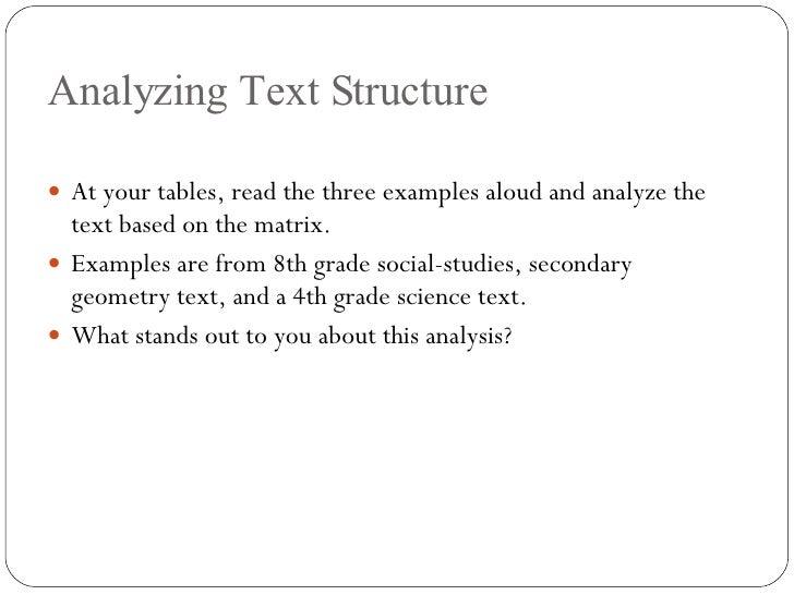 informal text based essay