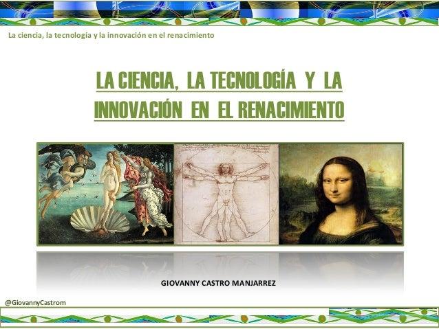CTI-Renacimiento