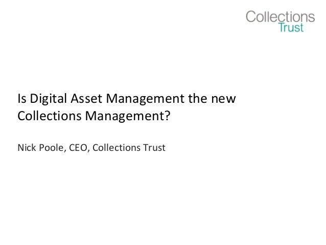 Is Digital Asset Manage...