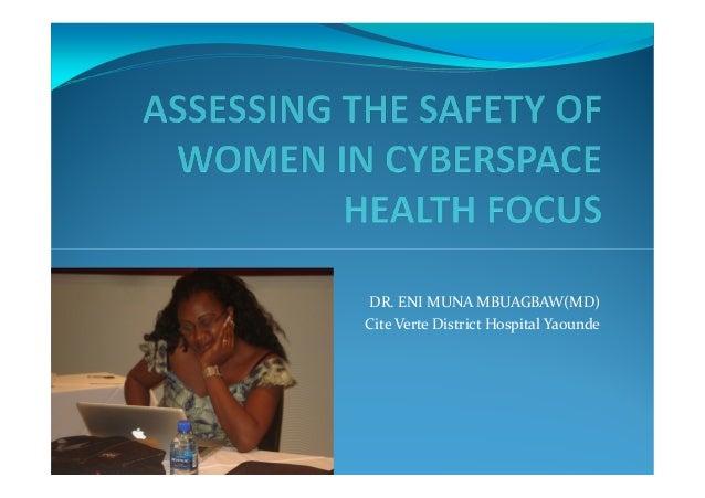 CTO Cybersecurity Forum 2013 Eni Muna Mbuagbaw