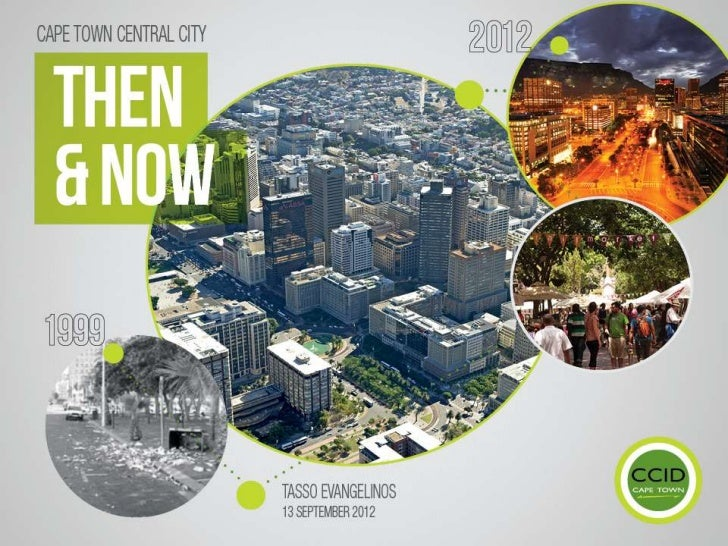 The Cape Town Central City: 1999-2012
