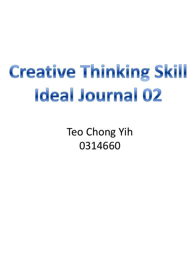 Teo Chong Yih 0314660