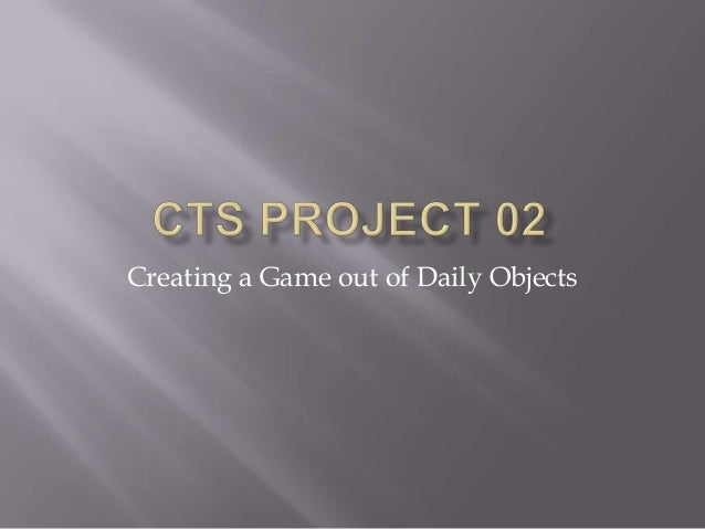 CTS PROJECT - 02