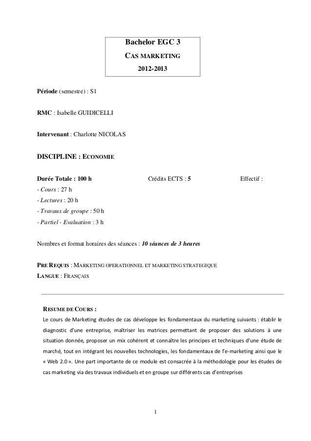 Ct syllabus cas market_egc_3_2012_2013