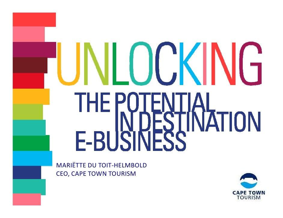 10 Keys for Destination Management and Marketing - Part 2