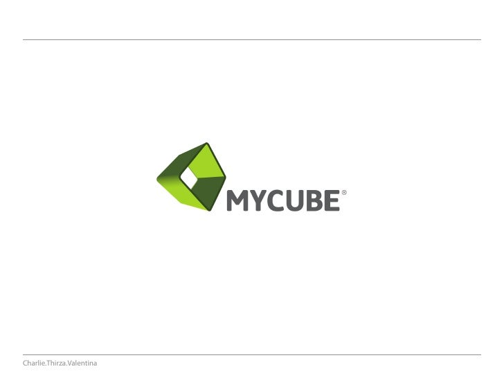 Ctv my cube presentation