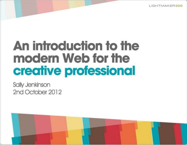 HTML5 - Create The Web London