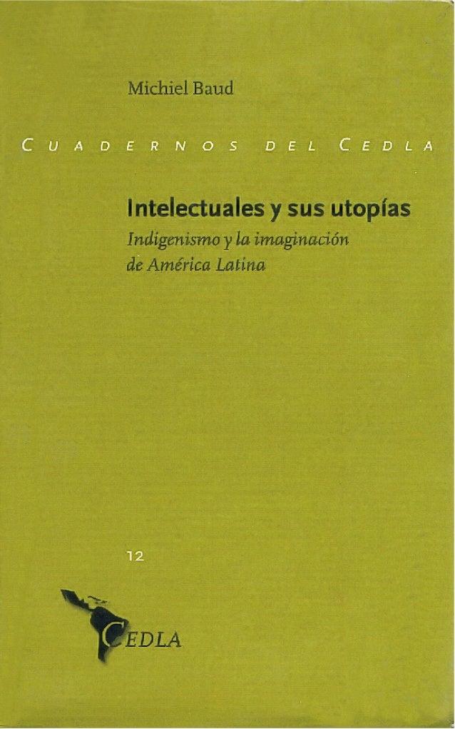 PREFACIO I CUADERNOS DEL CEDLA Centro de Estudios y Documentación Latinoamericanos Keizersgracht 397, 1016 EK Amsterdam ww...