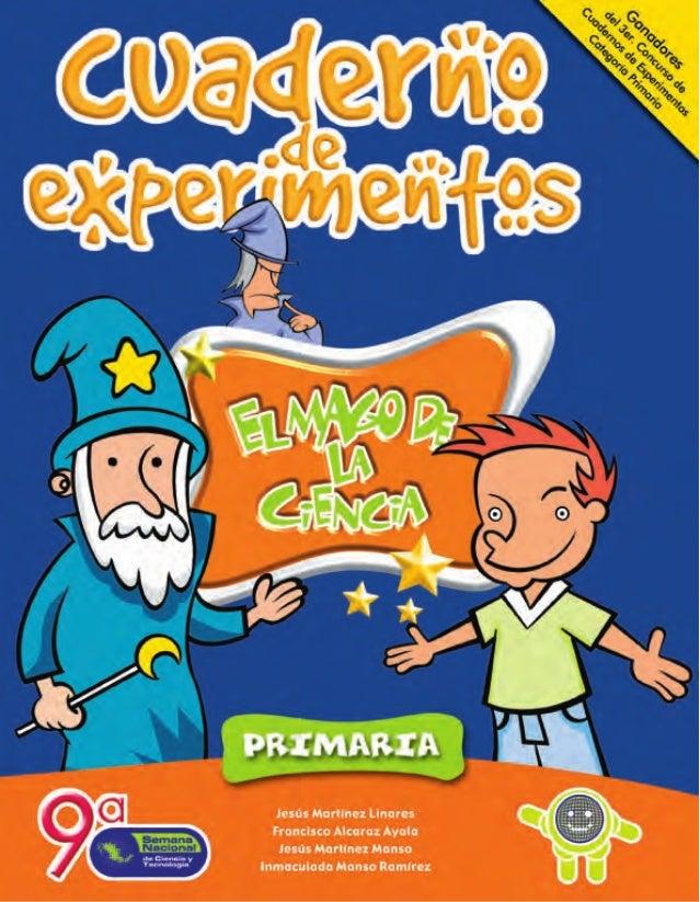 Cuaderno de-experimentos-el-mago-de-la-ciencia-primaria