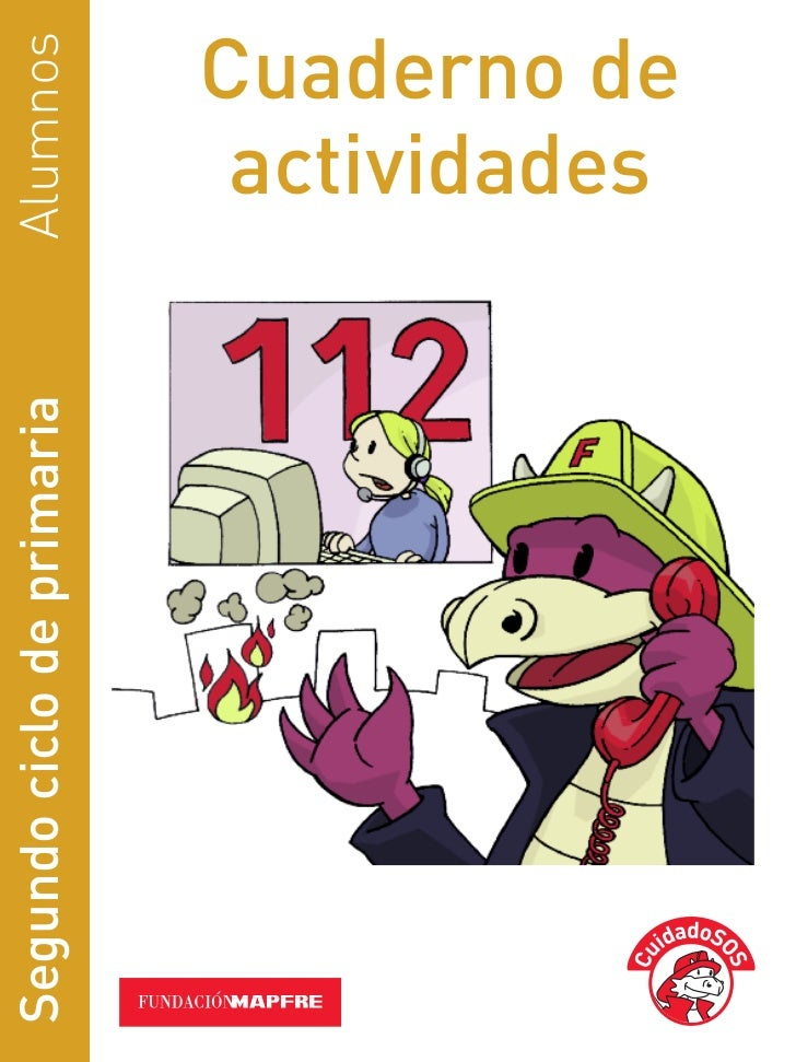 Segundo ciclo de primaria   Alumnos                              actividades                             Cuaderno de