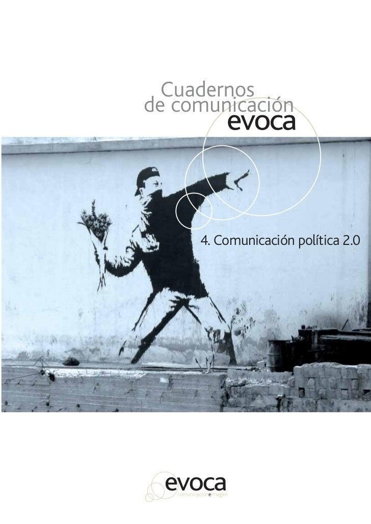 4. Comunicación política 2.0