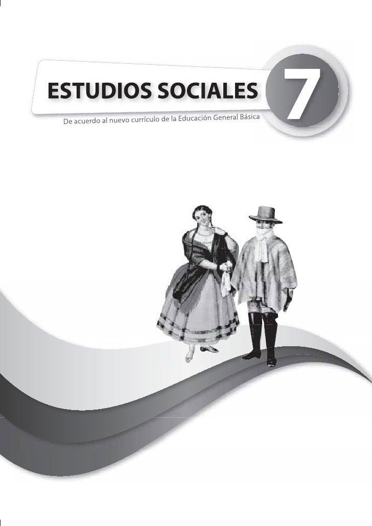 ContenidoI     El nacimiento del Ecuador           5      Evaluación sumativa Bloque I        15II    Los primeros años   ...