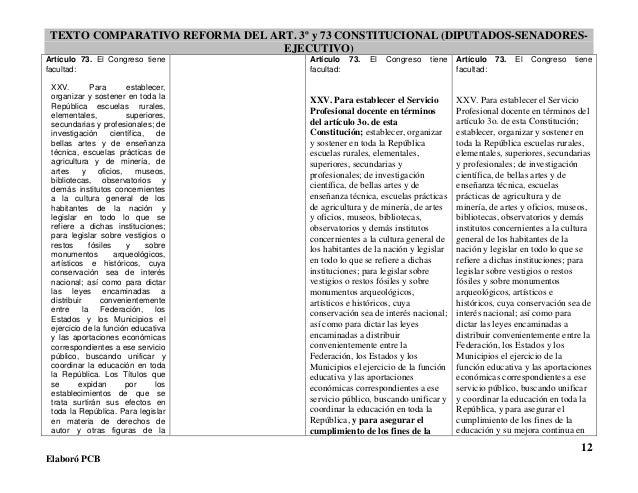 articulo 3 constitucional pdf