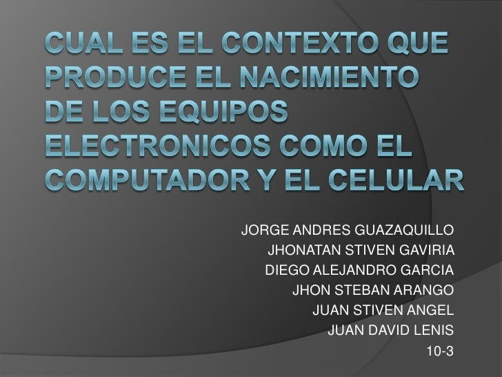 JORGE ANDRES GUAZAQUILLO   JHONATAN STIVEN GAVIRIA   DIEGO ALEJANDRO GARCIA      JHON STEBAN ARANGO         JUAN STIVEN AN...