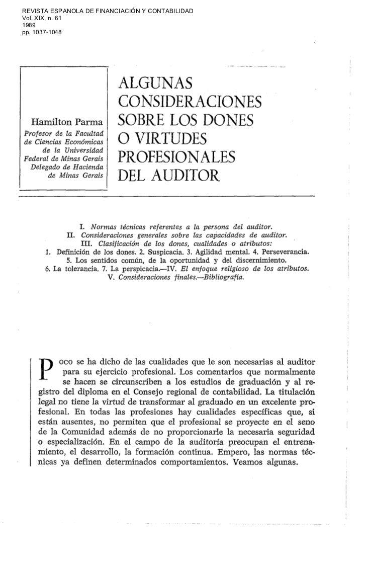 REVISTA ESPANOLA DE FINANCIACIÓN Y CONTABILIDADVol. XIX, n. 611989pp. 1037-1048                                           ...