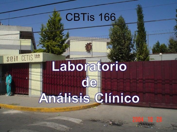 CBTis 166