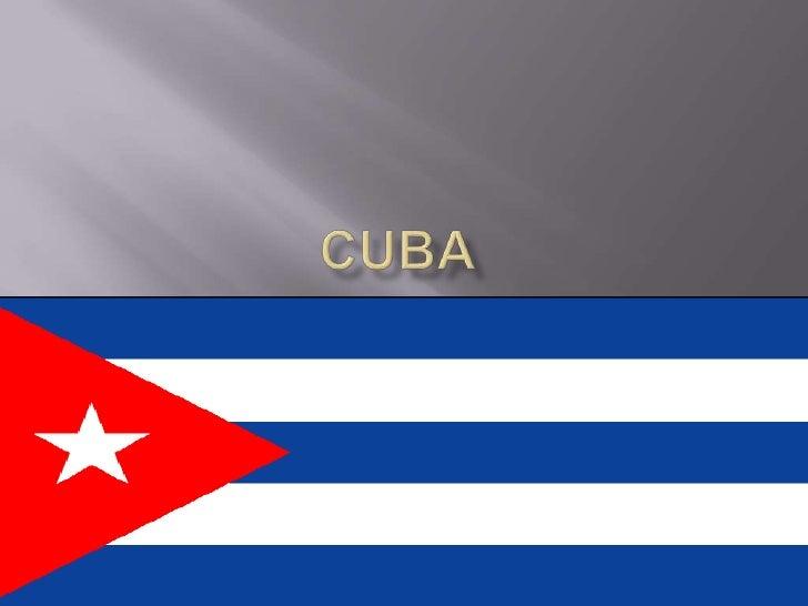 Cuba   Perez, Prado, Paz
